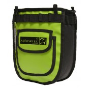 Arbortec Black/Lime Hip Pouch - AT108