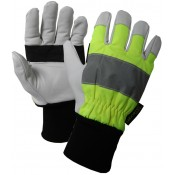 Arbortec AT850 Hi Vis Class 1 Chainsaw Glove - AT850