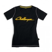 Challenger Ladies Shirt Black - X995001270000
