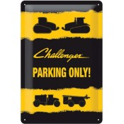 Challenger Parking Only Sign - X995001314000