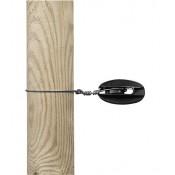 Gallagher Electric Fence Strain insulator black (5) - G011025