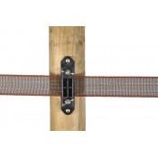 Gallagher Electric Fence TurboLine Corner/Strain insulator (5) - G016702