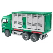 MAN Cattle Lorry & Cow 1:16 - BR027490