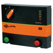 Gallagher B80 Multi Power 12V Battery Electric Fence Energiser - G028443