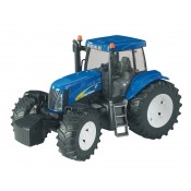 New Holland T8040 Tractor 1:16 - BR030209