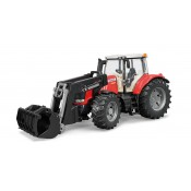 Massey Ferguson 7624 Tractor with Frontloader 1:16 - BR030476