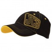 JCB Flexi-Fit Outline Logo Cap  - JCB1291