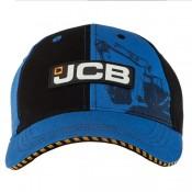 JCB Kids Blue Cap  - JCB1665