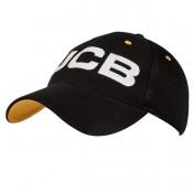 JCB Adults Black Baseball Cap  - JCB1611