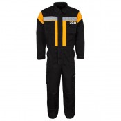 JCB Hollington Overalls/Coverall/Boilersuit - JCB1772