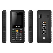 JCB Tradesman 2 Builders Tough Rugged Mobile Phone IP67 Sim-Free Unlocked