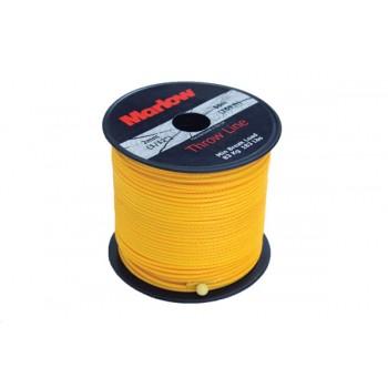 Marlow 1.8mm Yellow Dyneema Throwline 50m - KL0030