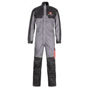Massey Ferguson Adult Black,Grey & Red Overalls -X993242161