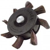 Merit 350-RP Sand-O-Flex Abrasive Wheel - GC11-290