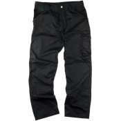 Scruffs Worker Trousers Black - PTT50918-30