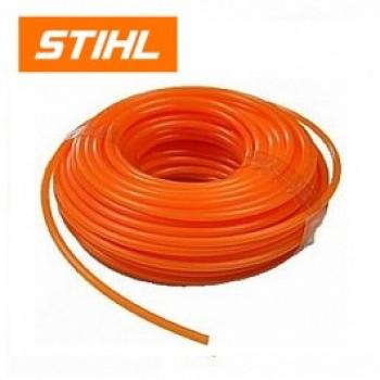 Stihl 2.4mm Round Mowing Line 14.6m Length - 00009302338