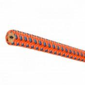 New England Tachyon Orange/Blue Rope Slaiced 1 Eye Rope - 73610