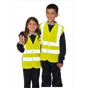 Portwest Junior Hi Visibility Vest - JN14-YL