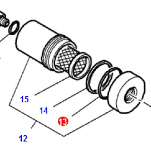 massey ferguson o u0026 39 ring filter
