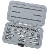 "Draper 1/4"" Socket Set"