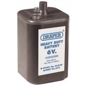 Draper 6V Torch Battery