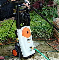 Pressure Washers & Wet/Dry Vacuum Cleaners